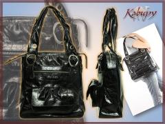 Bolsa feminina de couro - kabupy