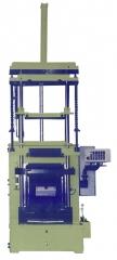 Maquina automatica alargadora de tubos radiador