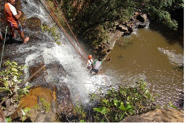 Resultado de imagem para fotos das cachoeiras de pedro II