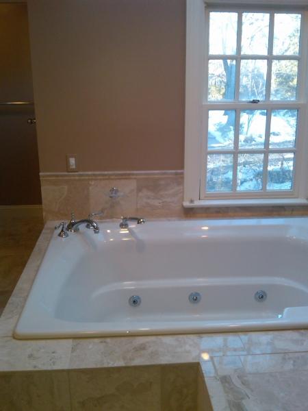 um banheiro master em Short Hills - New Jersey