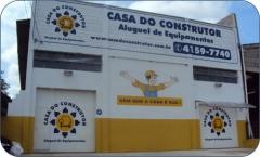 Casa do Construtor Vargem Grande Paulista - Aluguel de Equipamentos para Construção, Limpeza e Jardinagem - Foto 1