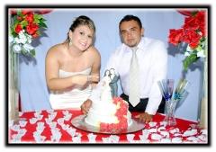 Casamento sandro e karini