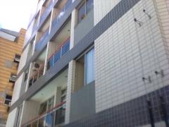 Limpeza e impermeabilização de fachada - cond saint paul - rua são paulo, 1950 - lurdes - bh - mg