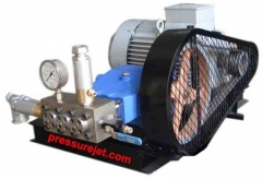 Máquina de hidrojateamento - hidrojateadora