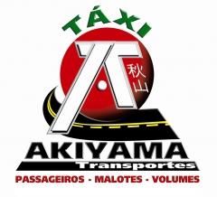 AKIYAMA TRANSPORTES TAXI ARAÇATUBA - Foto 3