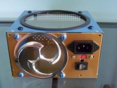 Fonte Simples com Acrílico Transparente 12x12 3mm com Lasergrill