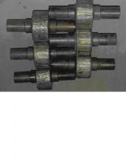 Soldas com dureza superior a 50 hrc de dureza h13