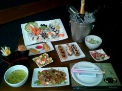 Rodízio de sushi