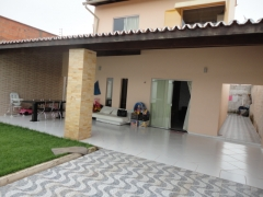 Araçagy. casa duplex, nascente, 3 suites+1 qto hóspede. coz equipada, sl estar e jantar. r$ 350 mil. ligue (98) 8131.9154, 8845-7671