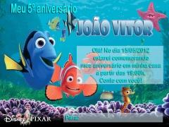 Convites personalizados 10 x 7 0,80