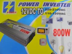 Conversor de potencia -500 e 800 w.