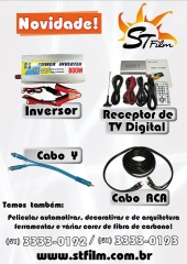 Receptor digital automotivo isdb-tv        -
