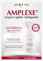 Amplexe, shampoo e loção