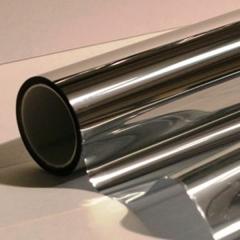 Pelicula prata refletiva- arquitetura.