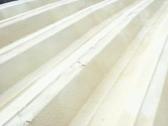 Isolamento termico em spray de poliuretano - concessionaria honda
