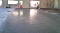 Piso de concreto -