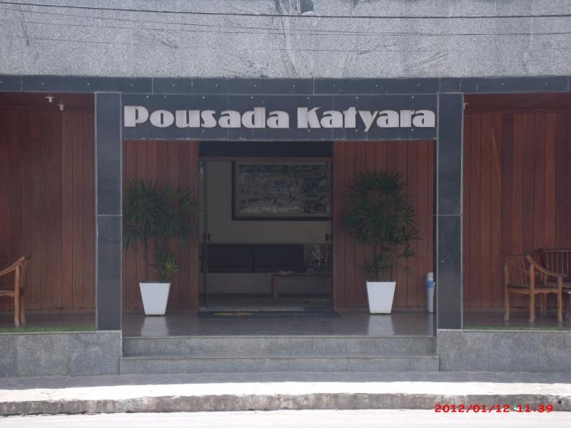 POUSADA KATYARA -AMARGOSA