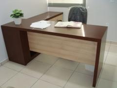 Mesa de trabalho em mdf
