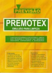 EmulsÃo p/ limpeza de injetoras / sopradoras / extrusoras - previsÃo ind. com. de presilhas ltda
