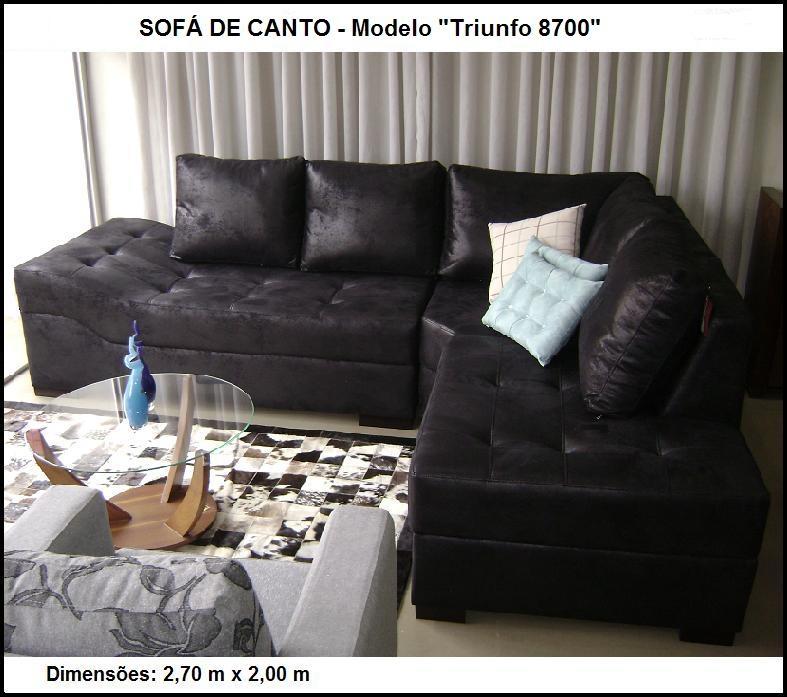 Foto sofa de canto for Sofa foto