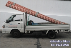 H100 - hidráulica eficaz
