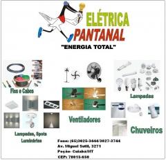 Eletrica pantanal com. de mat. eletricos ltda - foto 11