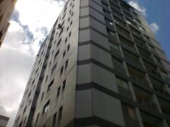 Serviços de rastreamento de cerâmicas soltas, limpeza e impermeabilização da fachada - condomínio edifício saint paul - rua são paulo, 1.950 - lurdes - b. hte. - mg.