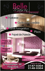 Foto 14 artigos e serviços de decoração no Rio de Janeiro - Belle Maison Decoração