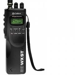 Rádio cobra px portatil hh 38 wx st