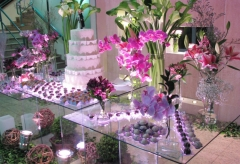 Decorações para festas de casamento