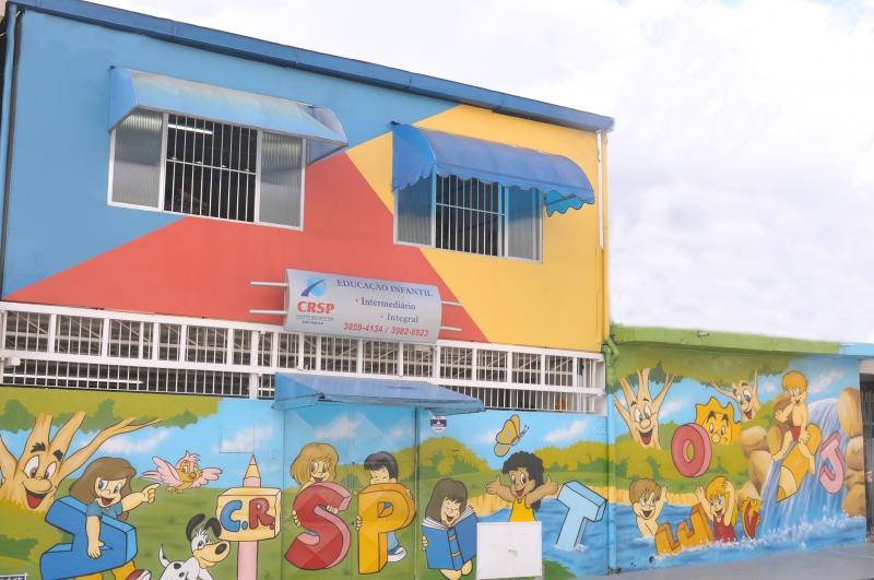 Amado Foto: FACHADA COM MOTIVOS INFANTIS PG93