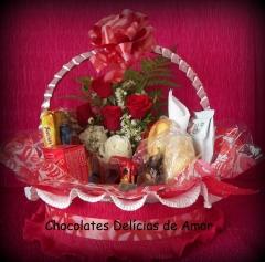 Foto 18 chocolates - Chocolates Delícias de Amor