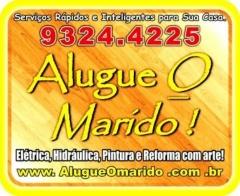 Marido de aluguel, 9324-4225, porto alegre, eletrica, hidraulica, reformas residenciais ou empresariais