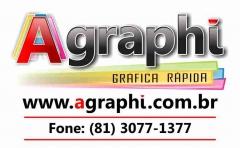 Agraphi - gráfica rápida em recife