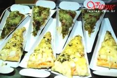 Fest pizza & fest drinks