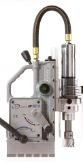 Furadeira com base magnetica euroboor pneumatica - ital produtos industriais ltda