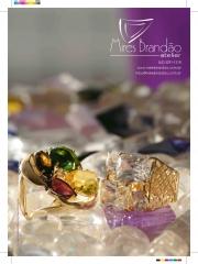 Anuncio revista caras 2010  mires brandão atelier