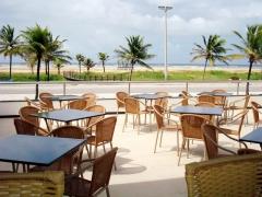 Bar (vista panorâmica) - hotel algas marinhas