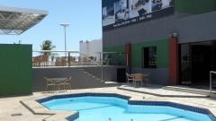 Piscina - hotel algas marinhas