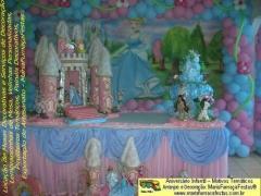 Festa infantil - decora��o com o tema cinderela desenvolvido pela equipe maria fuma�a festas. saiba mais em www.mariafumacafestas.com.br