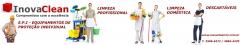 Inovaclean - produtos de limpeza, descartáveis e e.p.i.