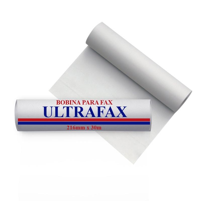 Bobina térmica para aparelhos de fax