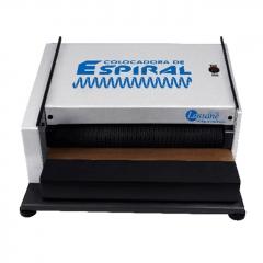 Colocadora elétrica de espiral