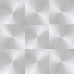 Plástico decorativo jateado dimension