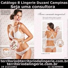 Lingerie para revender. moda íntima duzani