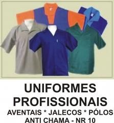 Venda de uniformes