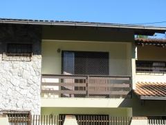 Rede de proteção para janelas, varandas, sacadas, etc.