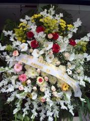 Coroa de homenagem
