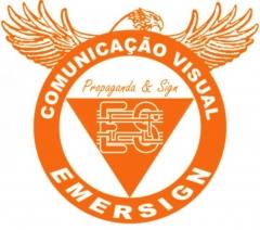 Foto 13 usinas termelétricas - Emersign ComunicaÇÃo Visual