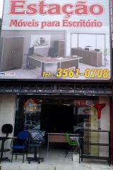 Estação móveis - móveis para escritório df